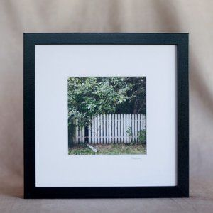 """""""Apple Orchard"""" Framed 5x5 Photography"""